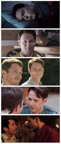 I need this happiness right now Best Tv Shows, Favorite Tv Shows, Movies And Tv Shows, Slash Fiction, Dirk Gently's Holistic Detective, Douglas Adams, Everything Is Connected, Tv Land, Happy Thoughts