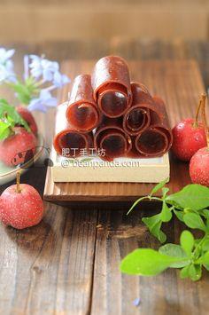 果皮丹 山楂球 山楂條【山楂零食一次滿足】Homemade Hawthorn Fruit Leather & Snacks - 肥丁手工坊
