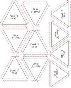 Paper model of an equatorial dial sonnenuhr sun dial pinterest plans to build a paper geodesic dome pronofoot35fo Choice Image