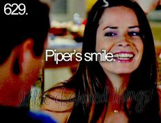 Little charmed things #tv - piper