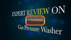 Generac 6602 OneWash 4-In-1 PowerDial 3,100 PSI 2.8 GPM 212cc OHV Gas Pr...