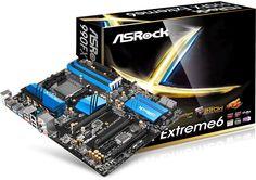 Дънна платка ASROCK 990FX Extreme6, AM3+ - цена и характеристики | Plasico IT Superstore