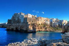 Polignano a Mare, Apulia (©  Mi.Ti. - Fotolia.com)