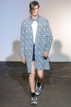 Raf Simons Spring 2013 Menswear Collection Slideshow on Style.com