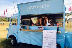 Food Truck: 4 Apps para localizarlos por toda España