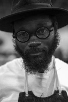 artcomesfirst:  Portrait | Shaka Maidoh, Art Comes First By Justin Bridges