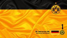 Borussia Dortmund - Veja mais Wallpapers e baixe de graça em nosso Blog http://soccerflags.blogspot.com.br