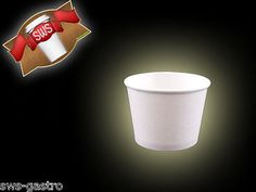 51806-100-Becher-Eisbecher-Hartpapier-aus-Pappe-weiss-150-ml-5-oz
