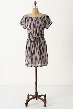 migration chemise from anthropologie