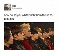 """Frfrfrfr jawlinesssdds << This is awesome.. we need to make our wishes known, that we hate whitewashing and want to see natural skin tones... Light is NOT """"better"""".."""