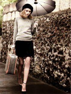 Tι τα καθόρισε Parisienne Chic f84ed0baca3