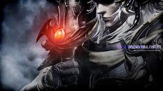 Final Fantasy Dissidia Arcade. Warrior of Light