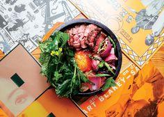 Our Best Steak Recipes: Rib Eye to Skirt Steak, Fajitas & Skewers - Bon Appétit Steak and Eggs Bimibop