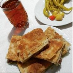 Crispy Pastry with Minced Meat, Biscotti, Tart, Pizza, Breakfast, Health, Ethnic Recipes, Food, Chicken Recipes, Turkish Recipes