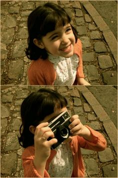 Le fabuleux destin d'Amélie Poulain Flora Guiet as Amelie Poulain young Audrey Tautou, Great Films, Good Movies, Series Movies, Movies And Tv Shows, Series Quotes, Film Quotes, Cinema Tv, Making A Movie