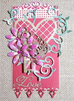 Cheery Lynn Designs Blog: Love Tag