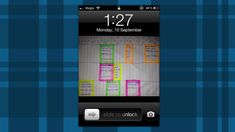 Memorize Your Complicated Schedule by Putting It On Your Lock Screen