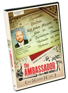 """The Ambassador // 15€ // Daltonshop.be // #Bloeddiamanten  #onderzoeksjournalistiek //  """"The Ambassador toont de achterkant van Afrika, een onderwereld die zich op geen andere wijze laat vastleggen. Spannende, grappige, maar ook controversiële documentaire!"""" - (Mo Magazine)"""