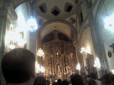 Parroquia San Cosme y San Damian Mexico D.F. vigilia pascual 2013