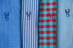 Camisas Blueridge PH: Santiago Guerrero