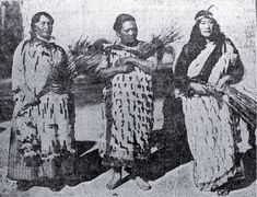 The wahine who welcomed the visitors to Tuahiwi, North Canterbury maori guides - Google Search