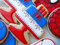 Spiderman cake. Oh Sugar Events