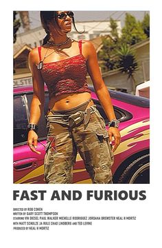 Iconic Movie Posters, Iconic Movies, Film Posters, Good Movies, Fast And Furious Letty, The Furious, Aesthetic Movies, Aesthetic Pictures, Furious Movie