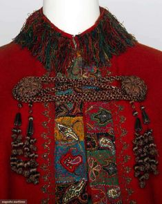 Dolman (image 4) | 1880s | wool | Augusta Auctions | November 13, 2013/Lot 119