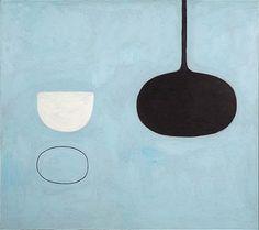 Light. And Dark. And Blue. Again. William Scott.