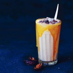 This sweet and salty smoothie is the perfect post-workout protein kick.