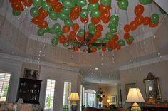 Dr. Seuss Green Eggs & Ham decor