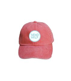 d7eed3ce64a1a Image of Send Help Hat Official Store