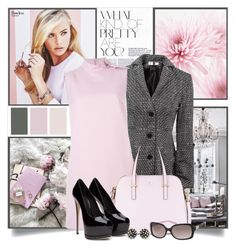 """""""What kind of Pretty Are You?"""" by brendariley-1 ❤ liked on Polyvore featuring Relaxfeel, RED Valentino, Kate Spade, Ralph by Ralph Lauren, Miriam Haskell, women's clothing, women, female, woman and misses"""