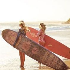 Walden Wahine's looking for surf Walden Surfboards, Surfing, Surf, Surfs Up, Surfs