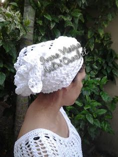 Crochet Hats, Fashion, Crochet Turban, Hat Crochet, Suits, Needlepoint, Caps Hats, Tejidos, Dressmaking