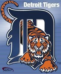 Detroit tigers logo - Click image to find more Sports Pinterest pins
