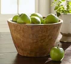 Wooden Bowls, Wooden Platters & Vintage Wood Collection | Pottery Barn
