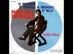 Nicola Di Bari - Il mondo è grigio il mondo è blu (1968)