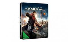 [Vorbestellen]  The Great Wall  Blu-ray Limited Steelbook