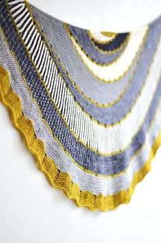 Ravelry: IgnorantBliss' Westknits Mystery Shawl KAL 2014: Exploration Station