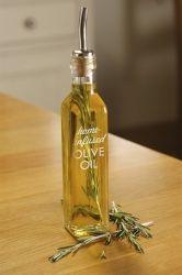 Olivenoljeflaske, kr.