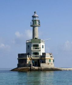 Đá Tây lighthouse [1994 - West Reef, Spratly Islands, Vietnam]