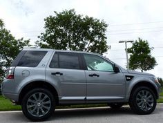 2013 Land Rover LR2, Orkney Gray http://www.landroverpalmbeach.com/