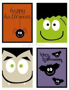 Halloween Card Printoutweb