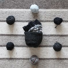 Tweed Sock   Made by Marion Tweed, Cufflinks, Socks, Handmade, Accessories, Fashion, Moda, Hand Made, Fashion Styles