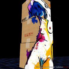 BOXES: Virtual Sculpture   by Francesc Palomas - ®LeMelonRouge