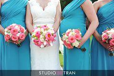 Doug and Katie Married - Studio Tran Photographers