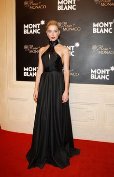 Amber Heard Photo - World Premiere Of Montblanc Biggest Concept Store In Beijing - Gala