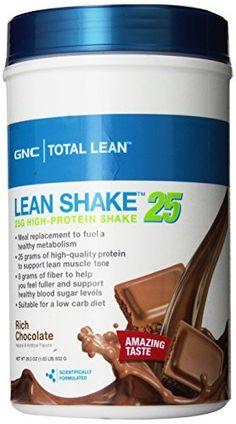 GNC Total Lean Shake, Chocolate, 1.83 Pound, http://www.amazon.com/dp/B00C9F81OQ/ref=cm_sw_r_pi_awdm_lg9Xub1PJEQEJ