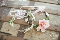 flower girl head bands!!!